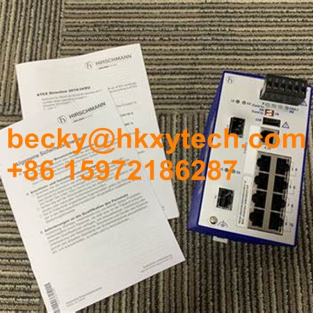 Hirschmann RSR20-0800T1T1T1SKKHPHH Industrial Ethernet Switches RSR20-0800T1T1T1SKKHPHH Rail Switches