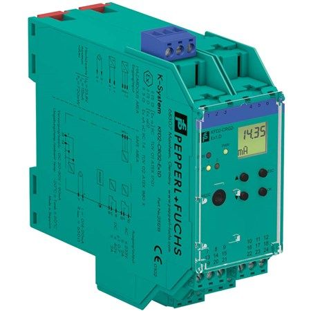Pepperl+Fuchs KFD2-CRG2-EX1.D Transmitter Power Supply KFD2-CRG2-EX1.D Isolated Barriers