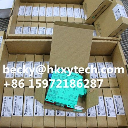 Pepperl+Fuchs KFU8-UFC-1.D Frequency Converters with Trip Values KFU8-UFC-1.D Safety Barriers In Stock
